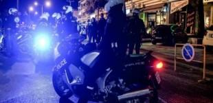 Επίθεση εναντίον αστυνομικών της Ομάδας ΔΙ.ΑΣ. – Σε 35 προσαγωγές προχώρησε η ΕΛ.ΑΣ.