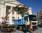 Ανακύκλωση φυσικών Χριστουγεννιάτικων δένδρων
