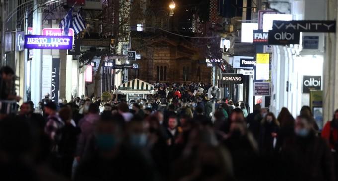 Κορωνοϊός: Προβληματίζει η Αττική, σκέψεις για τοπικά lockdown