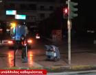 Απολυμάνσεις στις πλατείες του Πειραιά – Οι εργαζόμενοι στην καθαριότητα μιλούν στο MEGA