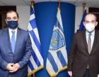 Υπουργείο Ναυτιλίας: Ανέλαβε καθήκοντα ο νέος υφυπουργός Κ. Κατσαφάδος -«Θα συμβάλω στις προσπάθειες για τη νέα μεταρρυθμιστική πορεία»