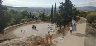 Πρόγραμμα «υιοθέτησε την πόλη σου» -Ο λόφος του Στρέφη στην Αθήνα ξαναγίνεται τόπος περιπάτου και αναψυχής με ιδιωτική δωρεά και συντονιστή τον Δήμο