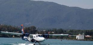 Ξεκίνησε η διαδικασία αδειοδότησης υδατοδρομίων στα Διαπόντια νησιά