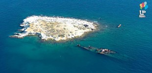 Μερικά μίλια έξω από το λιμάνι του Πειραιά -Τι συμβαίνει στο λέγόμενο «Ταλαντονήσι»