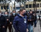 Εκτάκτως στη Θεσσαλονίκη Χαρδαλιάς – Αρκουμανέας για κρούσμα της νοτιοαφρικανικής μετάλλαξης