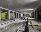 Ο υποθαλάσσιος σταθμός του μετρό (φωτο)