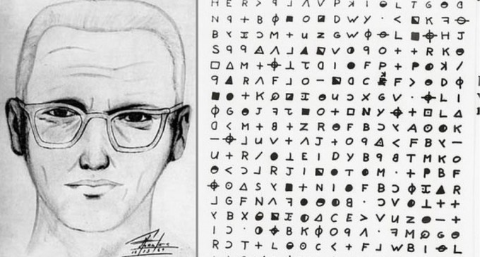 Zodiac: Αποκρυπτογράφησαν το ανατριχιαστικό μήνυμα του serial killer 51 χρόνια μετά!