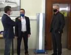 Ένα πρωτοποριακό σύστημα αποστείρωσης & καθαρισμού της ατμόσφαιρας εγκατέστησε ο Δήμος Πειραιά στο κεντρικό  ΚΕΠ