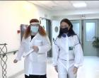 Στο Γηροκομείο Πειραιώς η υφυπουργός Δόμνα Μιχαηλίδου για την πορεία των εμβολιασμών