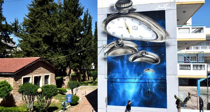Δήμος Νίκαιας-Αγ. Ι. Ρέντη μια πόλη των Graffiti