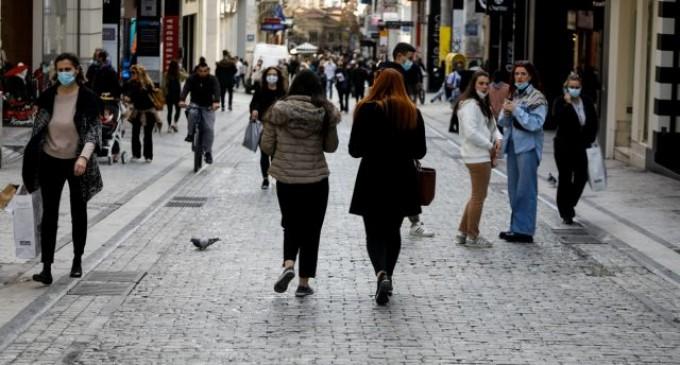 Lockdown : 500 εκατ. ευρώ θα κοστίζουν κάθε μήνα τα μέτρα της περασμένης Παρασκευής
