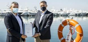 Μαρίνα Φλοίσβου: Πρώτη «Πρεσβευτής Ασφάλειας» της HELMEPA