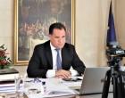 Γεωργιάδης: «Και ολικό lockdown αν χρειαστεί»