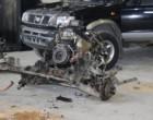 Χειροπέδες  σε σπείρα κλεφτών αυτοκινήτων στην περιοχή του Ρέντη – Είχαν στήσει παράνομο «διαλυτήριο» και πουλούσαν τα ανταλλακτικά
