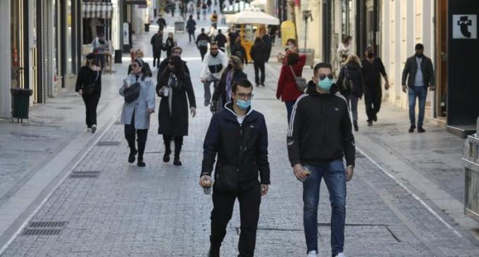 1 στους 3 Ελληνες σε χειρότερη κατάσταση από πέρσυ λόγω Covid