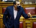 Κατσαφάδος: Είστε ψεύτες! Σκληρή απάντηση σε Τσίπρα -ΣΥΡΙΖΑ