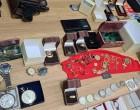 Άγιος Παντελεήμονας: Συνελήφθη ληστής ετών 70 με… αδυναμία στα ρολόγια Rolex