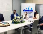 Έκοψε την πίτα της η ΕΚΟ Ναυτιλίας της Νέας Δημοκρατίας