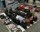 Πρόστιμα ύψους 8.300 ευρώ επιβλήθηκαν στην αγορά, για παράνομο εμπόριο