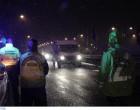 Κακοκαιρία «Μήδεια»: Κλειστή ξανά εθνική οδός Αθηνών -Λαμίας -Πού χρειάζονται αλυσίδες