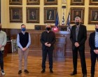 Φασούλας: Συνάντηση με τον Δήμαρχο Πειραιά, Γιάννη Μώραλη