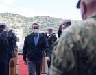 Μητσοτάκης από το αεροπλανοφόρο Eisenhower: Η στρατιωτική συνεργασία ΗΠΑ – Ελλάδος βρίσκεται σε εξαιρετικά υψηλά επίπεδα