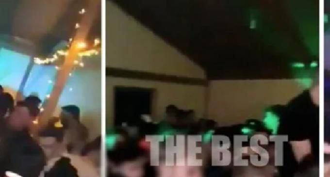 Οργή στην Πάτρα για το κορωνο-πάρτι: Συνωστισμός, χωρίς μάσκες και αποστάσεις