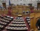 Κόντρα στη Βουλή για τις δηλώσεις Δρίτσα