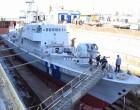 ΟΛΠ: Δωρεάν δεξαμενισμός του περιπολικού πλοίου «Άγιος Ευστράτιος»