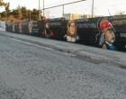 Ελληνικό – Αργυρούπολη: Σήμερα ο καθαρισμός των γκράφιτι με τους Ήρωες της Επανάστασης