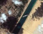 321 πλοία εγκλωβισμένα στη Διώρυγα του Σουέζ
