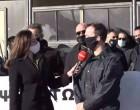 Διαμαρτυρία των εξωτερικών φρουρών των φυλακών στον Κορυδαλλό (βίντεο)
