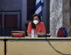 Μπακογιάννη: Όχημα της ασφάλειάς μου ενεπλάκη σε τροχαίο στη Βουλή -Θα αποδοθούν ευθύνες