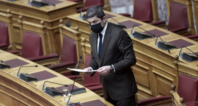 Εκλογές αθλητικών ομοσπονδιών: «Μονόδρομος» η ηλεκτρονική ψηφοφορία, λέει ο Αυγενάκης