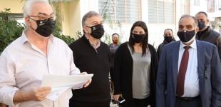 Διενέργεια δωρεάν Rapid Tests στον Δήμο Περάματος