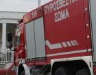 Βριλήσσια: Φωτιά σε σπίτι με έναν νεκρό
