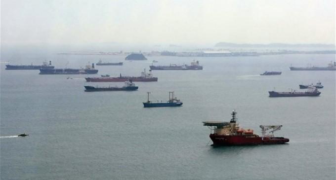 Οκτώ ναυτικά ατυχήματα πέρυσι σε ελληνικά εμπορικά πλοία άνω των 100 κόρων