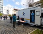 Rapid tests στο Πασαλιμάνι