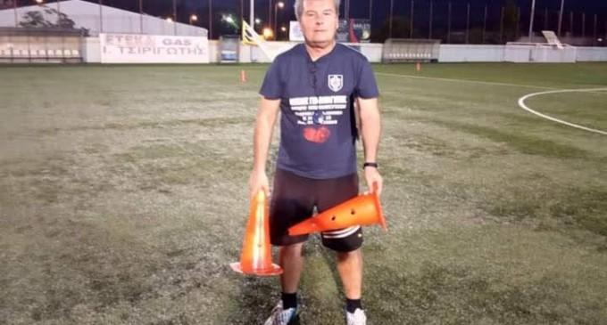 Στάθης Φουρίκης: «Έχουν «στεγνώσει» χορηγοί, παράγοντες, προπονητές και ποδοσφαιριστές!»