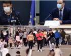 Lockdown: Ποια μέτρα «κλείδωσαν» – Το απόγευμα από Χαρδαλιά και Κικίλια οι ανακοινώσεις – Συνεδριάζουν οι Λοιμωξιολόγοι