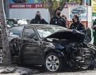 Σοβαρό τροχαίο στην Λιοσίων μετά από καταδίωξη – Πληροφορίες για τραυματίες