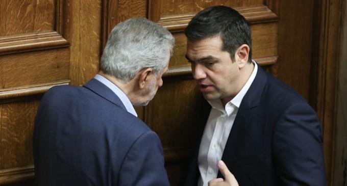 ΣΥΡΙΖΑ: Ατυχής η δήλωση Δρίτσα για την 17 Νοέμβρη
