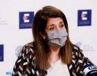 Κορωνοϊός-Παπαευαγγέλου: «Το 70% των νέων κρουσμάτων αφορούν στη βρετανική μετάλλαξη»