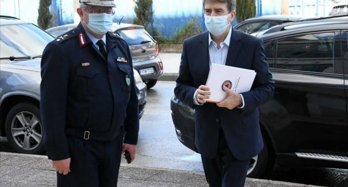 Συναγερμός στην ΕΛ.ΑΣ για Κουφοντίνα: Εκτάκτως στην ΓΑΔΑ ο Χρυσοχοΐδης