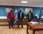 Σωματείο Μικροπωλητών Αττικής -Συνάντηση με τον Αντιδήμαρχο Γρηγόρη Καψοκόλη: Προώθησε λύση για τη λειτουργία του ΠΑΖΑΡΙΟΥ μέσω του Υφυπουργού Κώστα Κατσαφάδου