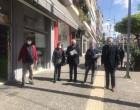 Περιοδεία ΣΥΡΙΖΑ στη Νίκαια