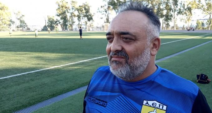Luís Eduardo Rico: «Έχω δύο πατρίδες, την Ισπανία και την Ελλάδα, τις οποίες ενώνει το ποδόσφαιρο!»