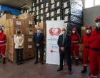 Ο ΣΦΕΕ στηρίζει την κοινωνία μαζί με τον Ε.Ε.Σ. στη μάχη κατά της πανδημίας