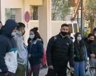 Δύο μαθητές αρνητές των self test έκαναν κατάληψη σε σχολείο – Πιάστηκαν στα χέρια με συμμαθητές τους
