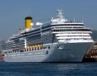 Σε ελληνικά νερά η Costa Cruises